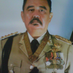 The 9th Indonesia Police Chief: Anton Soedjarwo