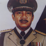 The 8th Indonesia Police Chief: Awaluddin Djamin