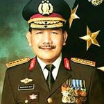 The 23rd Indonesia Police Chief: Badrodin Haiti