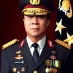 The 20th Indonesia Police Chief: Bambang Hendarso Danuri
