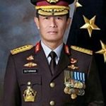 The 22nd Indonesia Police Chief: Sutarman