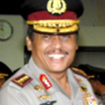 The 19th Indonesia Police Chief: Sutanto