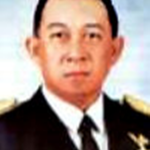 The 14th Indonesia Police Chief: Roesmanhadi