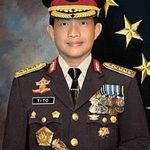 The 24th Indonesia Police Chief: Muhammad Tito Karnavian